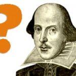 Celebrating Shakespeare's Legacy– Quiz