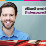 Oportunitate JOB – Profesor de limba engleza la Shakespeare School