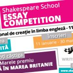 Semifinalistii 2016 Shakespeare School Essay Competition