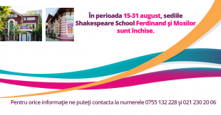 Shakespeare School Ferdinand inchis in august 2016