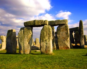 Visiting Stonehenge via Shakespeare School International Summer Camp at Clifton College