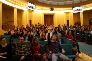 Seminar Born2Succeed Aula Magna