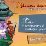 Scoalaintuitext.ro – o noua platforma cu jocuri educationale pentru copiii de clasa I si a II-a