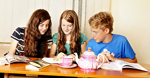 Club de conversatie 9-19 ani