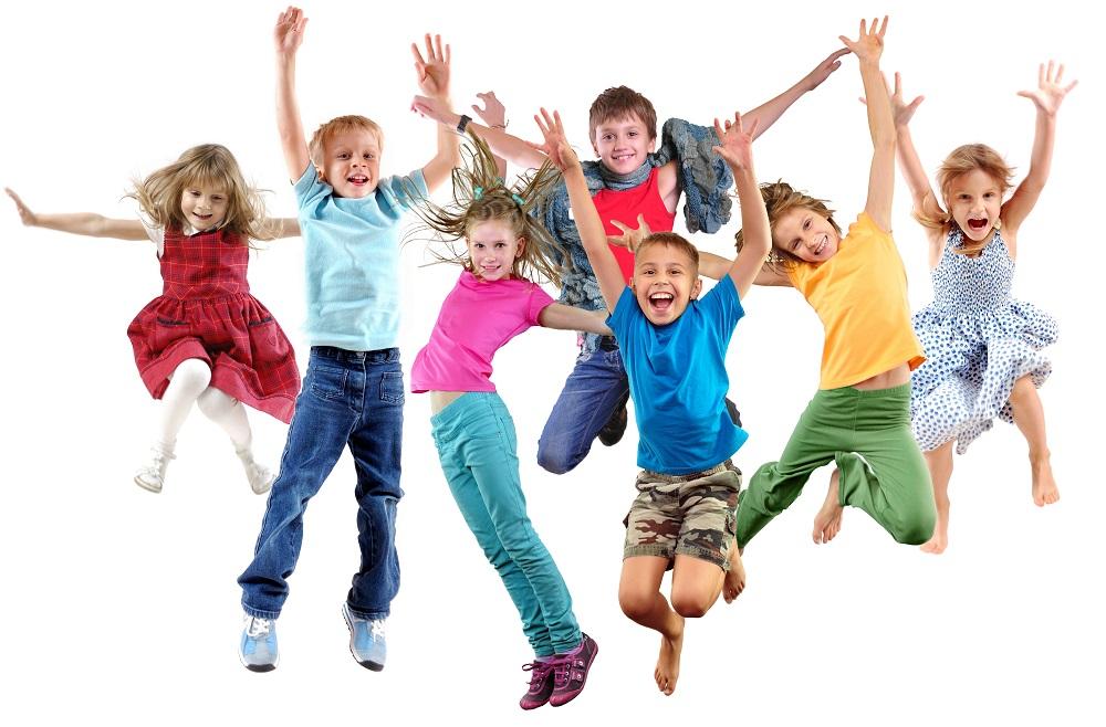 Copii fericiti la Shakespeare School