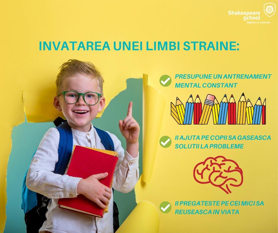 invatarea unei limbi straine