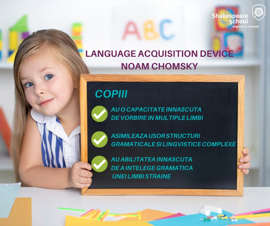 language acquisition device